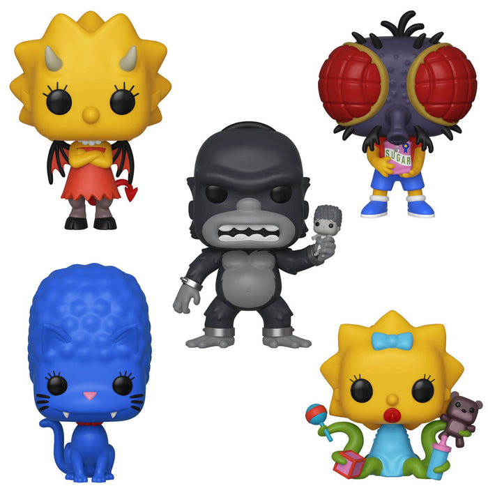 THE SIMPSONS: TREEHOUSE OF HORROR - SET