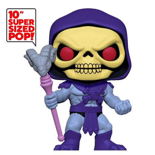 "MASTERS OF THE UNIVERSE - SKELETOR (10"") (PRE-ORDER)"