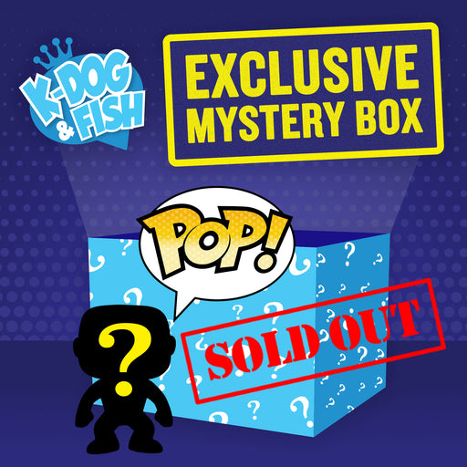 K-DOG & FISH EXCLUSIVE MYSTERY BOX! (SOLD OUT)