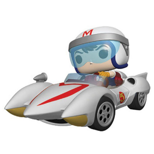 SPEED RACER - MACH 5 (POP RIDES)