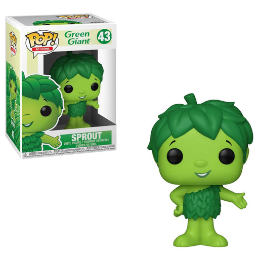 ADD ICONS - GREEN GIANT - SPROUT