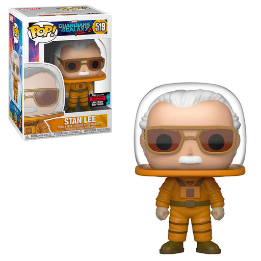GUARDIANS OF THE GALAXY: VOL 2 - STAN LEE (ASTRONAUT) (NYCC) EXCLUSIVE