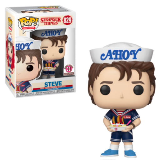STRANGER THINGS - STEVE (EXCLUSIVE) (SEASON 3)