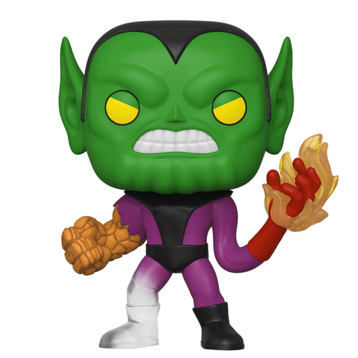 MARVEL: FANTASTIC FOUR - SUPER-SKRULL