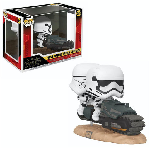 STAR WARS: THE RISE OF SKYWALKER - FIRST ORDER TREAD SPEEDER