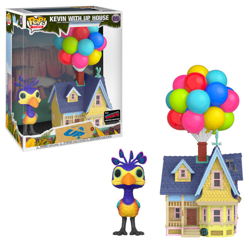 DISNEY: PIXAR - KEVIN WITH UP HOUSE (NYCC) EXCLUSIVE