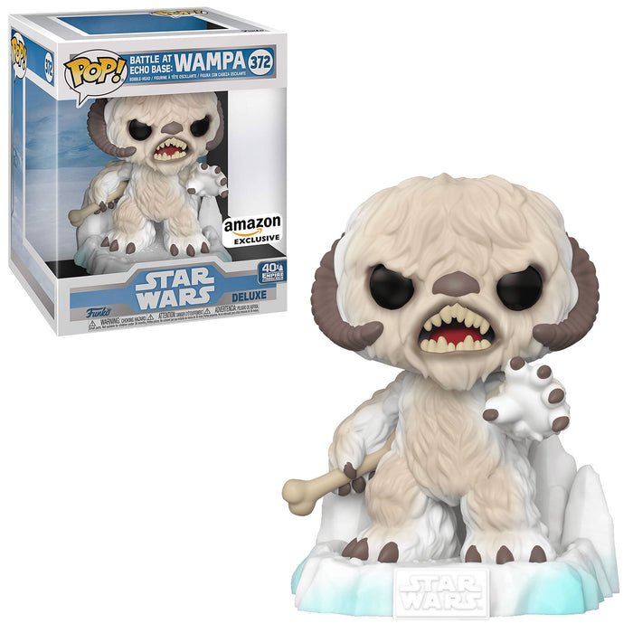 STAR WARS: EMPIRE 40TH - BATTLE AT ECHO BASE: WAMPA (POP DELUXE) (EXCLUSIVE)
