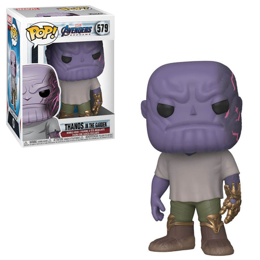 AVENGERS: ENDGAME (WAVE 3) - THANOS (IN THE GARDEN) (POP OF THE WEEK)