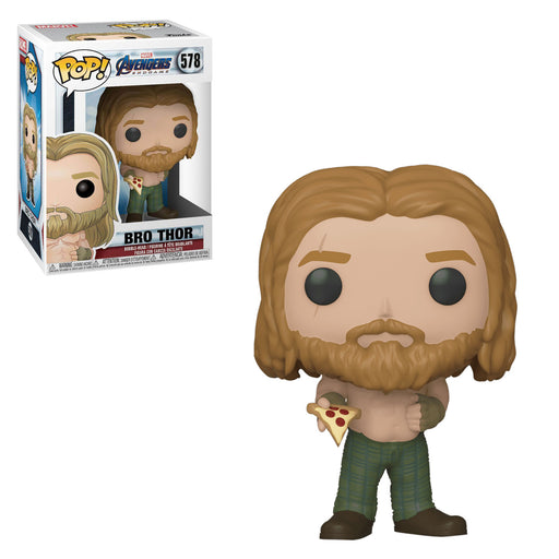 AVENGERS: ENDGAME (WAVE 3) - BRO THOR (WITH PIZZA) (PRE-ORDER)
