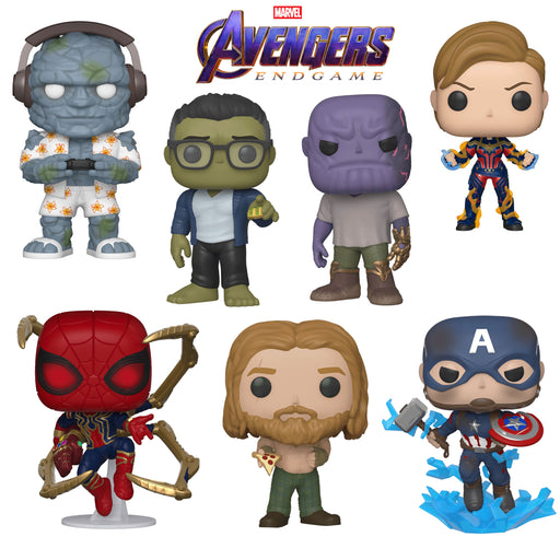 AVENGERS: ENDGAME (WAVE 3) - SET