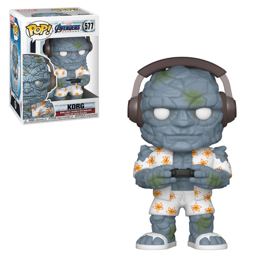 AVENGERS: ENDGAME (WAVE 3) - KORG (GAMER)