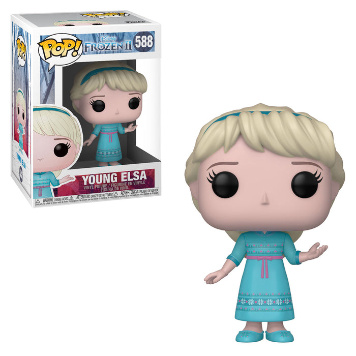 FROZEN II - YOUNG ELSA