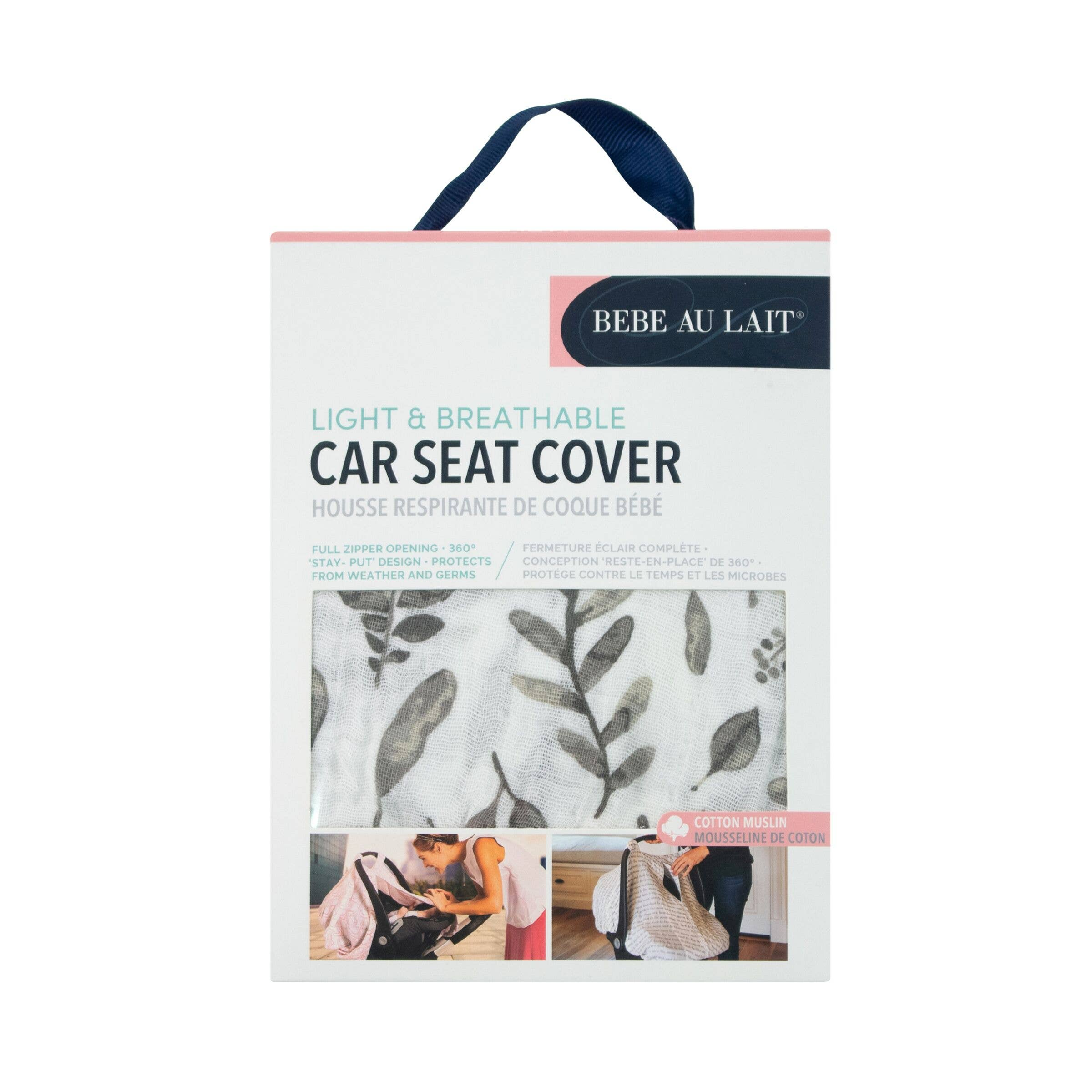 Leaves Car Seat Cover