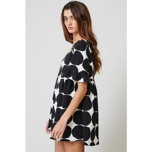 Bold Dot Dress