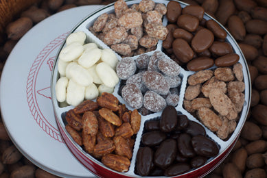 Customized Corporate Gifts - Assorted Pecan Sampler