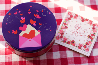 Valentine's Day Gift Tin