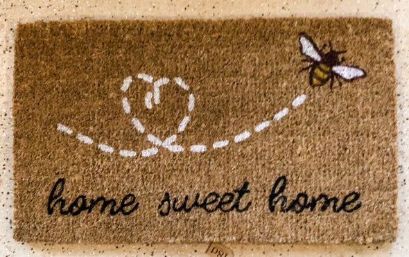 Bee Door Mat