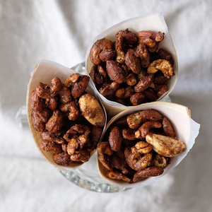 Sugar 'n' Spice Nuts
