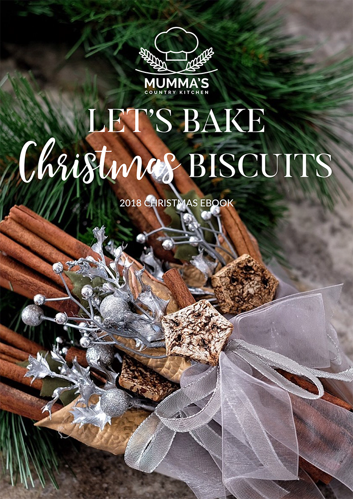 Let's Bake Christmas E-Book