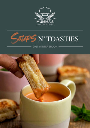 Soups 'n' Toasties E-Book 2019