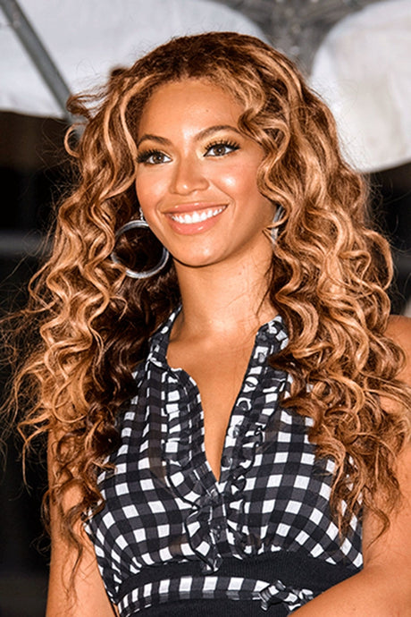 How To Achieve Beyoncé Curls