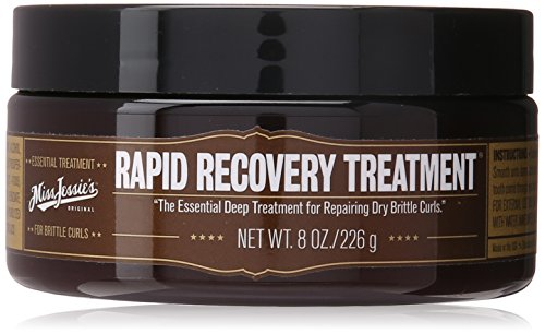Miss Jessie's Rapid Recovery-Hair And Scalp Treatments