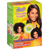 Beautiful Textures Naturally Straight Texturizer Kit, 25.6 Oz : Beauty