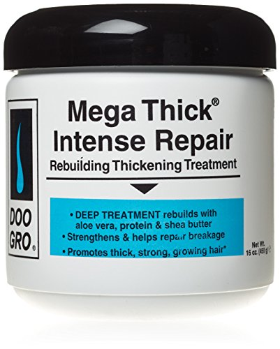 Doo Gro Mega Thick Rebuilding Intense Repair Thickening Treatment