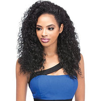 Outre Quick Weave Synthetic Half Wig - Bahamas-1B : Beauty