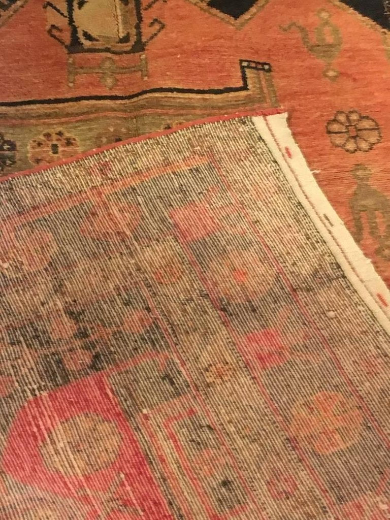 Midcentury Northwest Persian Rug
