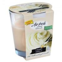 Ivory Vanilla Candle in Glass Jar 3oz (Case Qty: 12)