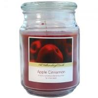 Apple Cinnamon Candle 18oz (Case Qty: 6)