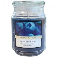 Mountain Berry Candle 18oz (Case Qty: 6)