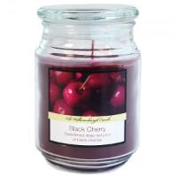 Black Cherry Candle 18oz (Case Qty: 6)