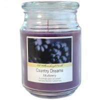 Mulberry Candle 18oz (Case Qty: 6)