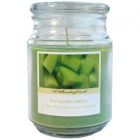 Honeydew Melon Candle 18oz (Case Qty: 6)