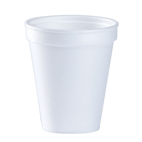 8 oz. Foam Cups 51 Count (Case Qty: 1224)