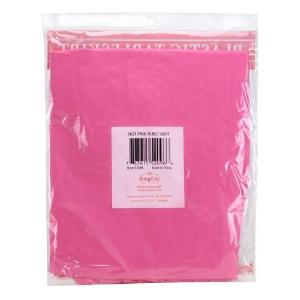 "29"" X 14'' Hot Pink Plastic Tableskirt 36 Count (Case Qty: 36)"