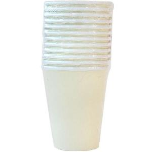9oz Ivory Paper Cup 12 Count (Case Qty: 432)