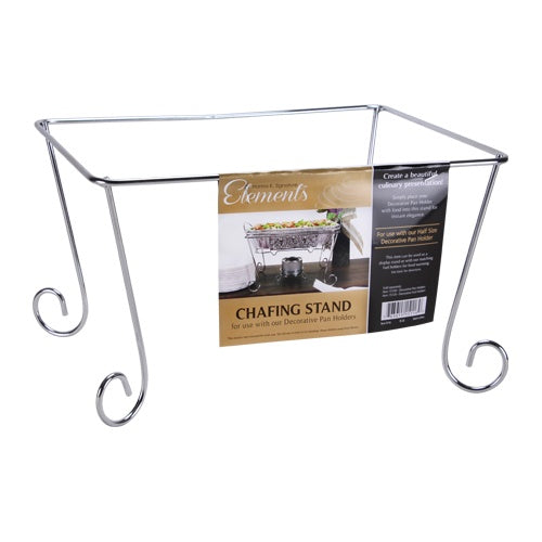 Decorative Chafing Stand - 1/2 Size (Case Qty: 12)