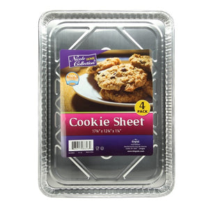 Banded - Aluminum Half Size Cookie Sheet - 4 Count (Qty: 100)