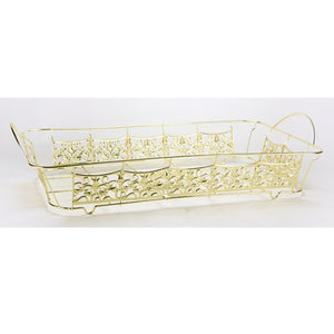 Decorative Pan Holder - Full Size - Gold (Case Qty: 12)