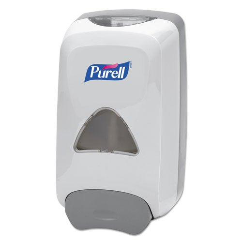 PURELL 512006 FMX-12 Foam Hand Sanitizer Dispenser For 1200mL Refill, White