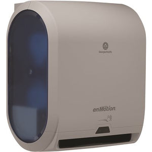 Georgia Pacific Enmotion  Touchless Towel Dispenser Grey Color 59460A