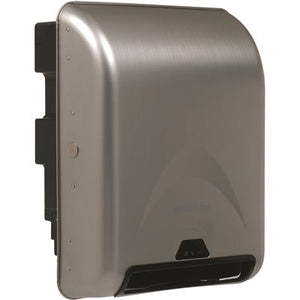 "GP PRO enMotion® 8"" Recessed Automated Touchless Paper Towel Dispenser, Stainless 59466A"