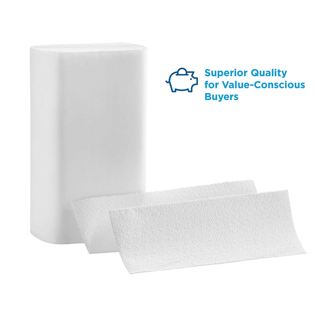 Pacific Blue  2-Ply Paper Towels  by GP PRO, White, 8Pack