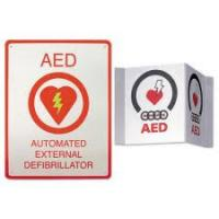 Zoll AED Sign Package Philips Model: 8000-0825