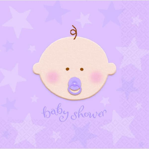 A Star is Born Baby Shower Napkins (32 in a package)
