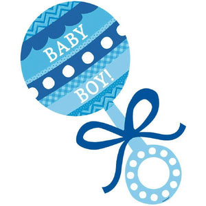 Baby Boy Generic Cutout (2 in a package)