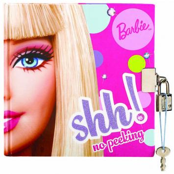 Barbie Sparkle Diary